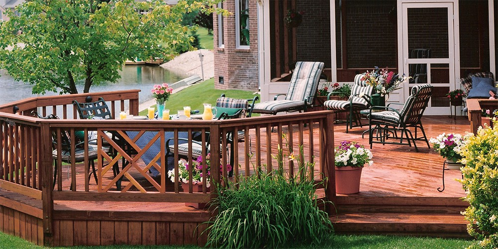 Backyard Living Deck Builder Of Indianapolis